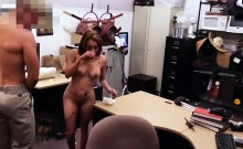 Natural tits gf Crazy mega-bitch brought in a gun, she still