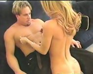 Blonde lationbabe gets fucked