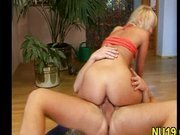 Tight butthole is banged