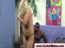 Fetish blonde bitch gets fucked