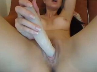 Girl in hot toy fuck session