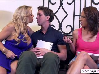 Fascinating Cece And Markus In Threeway