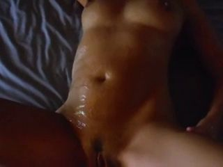 massive cumshot over wide open pussy