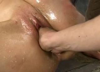 fisted and assfucked