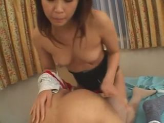 Amazing Japanese chick in Exotic Small Tits, Femdom JAV clip