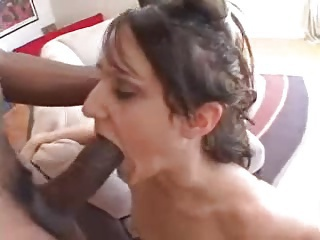 Hot Nerdish Girl Getting Her Pussy Destroyed