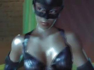 3D Toon, Catwoman