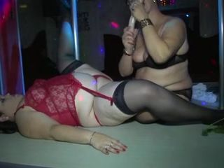 Horny French, Mature porn video