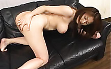 A gorgeous Japanese girl fucked hard