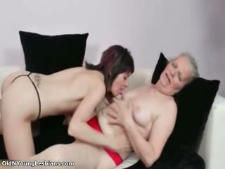 Mature Lesbian Gets Horny Getting Her Part4