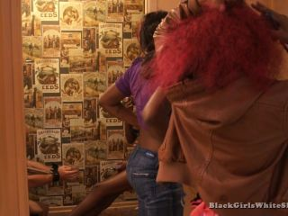 BlackGirlsWhiteSlaves: Getting Ready For The Club