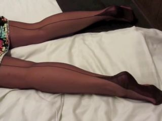 Slutty for Stockings Geil in Stockings